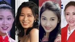 Nhan sắc những đại mỹ nhân TVB ngày ấy và bây giờ: Xa Thi Mạn hay 'đệ nhất mỹ nhân TVB' Lê Tư thì ai rồi cũng sẽ già đi