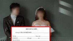 Làm đơn ra tòa chỉ 2 ngày sau khi đăng ký kết hôn vì phát hiện sự thật đáng sợ, cô dâu còn có cách cao tay giải quyết triệt để khiến 'chồng hụt' lạy lục xin tha