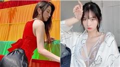 Mặc áo yếm khoe vòng 3 nảy nở, hot girl Lê Bống thêm một lần khiến CĐM 'bỏng mắt' với hình ảnh mới nhất