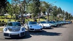 Ông chủ cafe Trung Nguyên 'xếp lốp' dàn siêu xe cho công chúng thưởng lãm, tổng giá trị lên tới hơn trăm tỷ