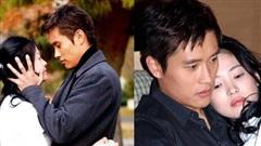 Bộ ảnh Song Hye Kyo và Lee Byung Hun ngọt ngào bên nhau hot trở lại sau 18 năm, fan bồi hồi về 1 mối tình quá điên dại