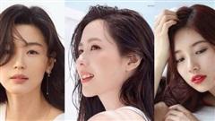 3 mỹ nhân hiếm hoi được tôn là tình đầu quốc dân xứ Hàn: Nhan sắc huyền thoại, hết 'hốt' cả 2 nam thần hot nhất đến lấy công tử tài phiệt