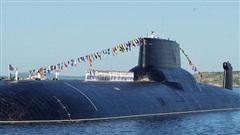 Hải quân Nga 'triệu hồi' tàu ngầm lớp quái vật duy nhất còn sót lại