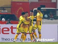 Vì sao mùa giải mới V-League 2021 mở màn hấp dẫn với nhiều bất ngờ?