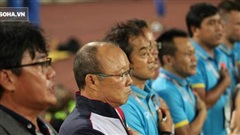 Đau đáu vì quê nhà Hàn Quốc, HLV Park Hang-seo hứa hết mình cho ĐT Việt Nam