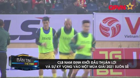 CLB Nam Định khởi đầu thuận lợi và sự kỳ vọng vào mùa giải mới suôn sẻ