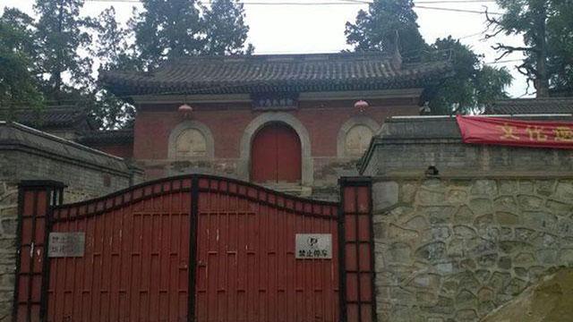Bí ẩn ngôi chùa chưa từng được mở cửa suốt 500 năm qua ở Trung Quốc
