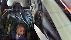 Hy Hữu: Trộm ôtô quay lại trả con và mắng người mẹ vì để con nhỏ một mình trên xe