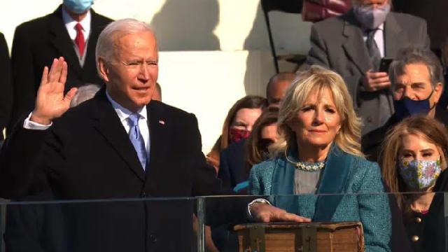 Tổng thống Mỹ thứ 46 Joe Biden: 'Đừng nói với tôi rằng mọi thứ không thể thay đổi'