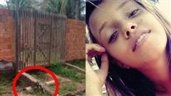 Mẹ kinh hãi phát hiện phần thi thể của con gái ở vườn nhà, sốc hơn khi biết danh tính thủ phạm và hành động ám ảnh của gã