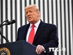 Iran đưa Tổng thống Mỹ Donald Trump vào danh sách trừng phạt