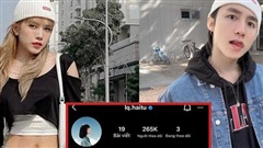 Instagram của Hải Tú tăng hàng chục nghìn follower chỉ sau một đêm ngập drama