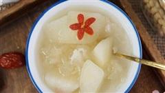 Loại trái cây này mùa đông bán đầy chợ, mua về nấu chè ăn hàng ngày thì da căng mịn đến ngỡ ngàng!