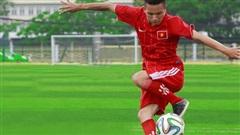 Nhà vô địch châu Á ước mơ đưa bóng đá nghệ thuật Việt Nam vươn tầm thế giới