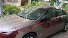 Phát hiện 2 chiếc ô tô bỗng loang lổ những vệt đỏ kinh dị, kiểm tra camera, khổ chủ 'đứng hình' khi biết nguyên nhân