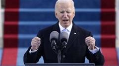 Toàn cảnh lễ nhậm chức 'độc nhất vô nhị' của Tổng thống Mỹ Joe Biden