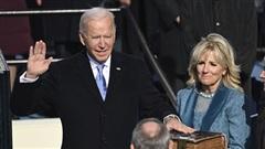 Những hình ảnh ấn tượng tại lễ nhậm chức Tổng thống Hoa Kỳ