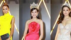 Dàn Hoa hậu đọ sắc 'cực gắt' trên thảm đỏ WeChoice Awards 2020: Lương Thùy Linh diện đầm cúp ngực gợi cảm, Đỗ Thị Hà cũng nổi bật không kém