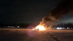 Rơi máy bay quân sự Mỹ, 3 lính Vệ binh quốc gia thiệt mạng