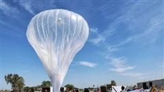 Google khai tử dự án Internet bóng bay sau nhiều năm thử nghiệm
