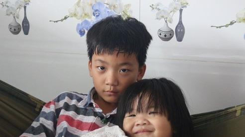 3 đứa trẻ mất cả cha lẫn mẹ dưới bánh xe container hiện sống ra sao?