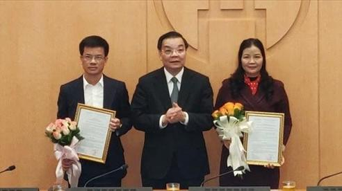 Giám đốc sở TN&MT Hà Nội vừa dược bổ nhiệm là ai?