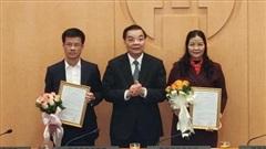 Giám đốc sở TN&MT Hà Nội vừa được bổ nhiệm là ai?