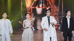 Bích Phương - Phúc Du - GDucky - HIEUTHUHAI hoà giọng đầy thăng hoa, khoảnh khắc diệu kỳ khép lại đêm Gala WeChoice 2020