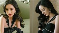 Giữa scandal kết hôn lần 2, Dương Mịch xúng xinh khoe visual sexy đẳng cấp, bảo sao thiếu gia Cbiz mê mệt