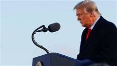 Vì sao nỗ lực lật kết quả bầu cử lần chót của ông Trump thất bại?