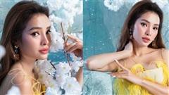 Hóa nữ thần xuân xinh đẹp, Phương Trinh Jolie tiết lộ vẫn 'độc thân bền vững'