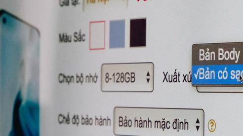 Mua Xiaomi Mi 11 tại VN, người dùng buộc phải 'bảo vệ môi trường'