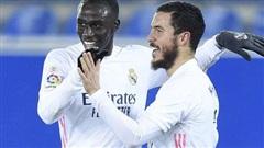 Real Madrid có màn trở lại ấn tượng với chiến thắng vùi dập đối thủ trong ngày thiếu vắng HLV Zidane