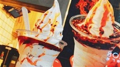 Dân tình choáng váng với món kem ăn cùng dầu ớt cay, nhìn thì hấp dẫn nhưng không ai biết ăn rồi sẽ ra sao?