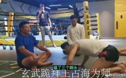 Sự thật gây ngỡ ngàng vụ 'Vua Thái Cực Quyền' đánh cho võ sĩ tán thủ phải quỳ lạy