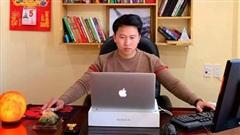 Hoàng Xuân Doanh từ chàng sinh viên trẻ theo đuổi đam mê và trở thành doanh nhân