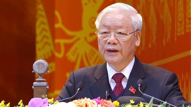 Tổng Bí thư, Chủ tịch nước: Lấy ấm no của nhân dân là mục tiêu phấn đấu