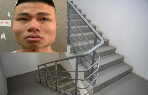 Hiện trường vụ nữ sinh bị hiếp dâm nhiều lần ở chung cư cao cấp Hà Nội