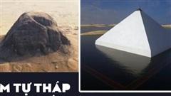 Bí ẩn 'kim tự tháp nổi' kỳ lạ nhất hành tinh: Gần 4000 năm giới khoa học mới 'chạm' được vào nó