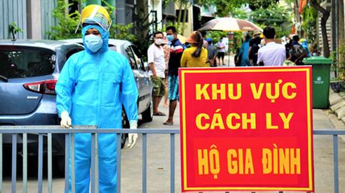 Hải Dương lập 13 chốt chặn, cách ly một thôn 800 dân sau thông tin nữ công nhân dương tính SARS-CoV-2