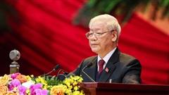 Tổng Bí thư, Chủ tịch nước Nguyễn Phú Trọng 'được giới thiệu tái cử'