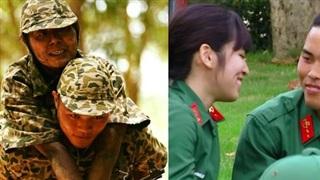 Sao nhập ngũ' đăng ảnh Nam Thư được quân nhân cõng, tưởng gây xúc động nào ngờ fan vào đẩy thuyền Khánh Vân - Chú Ngạn 'pha ke'
