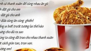 'Tưởng đùa mà thật' một thương hiệu gà rán nổi tiếng thế giới lấy đoạn tâm sự 'duyên phận' của Sơn Tùng MTP làm quảng cáo