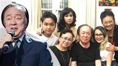 Cuộc đời NSND Trung Kiên: Luôn tự hào về cậu con trai nổi tiếng Quốc Trung, vẫn đối xử tốt với Thanh Lam dù là con dâu cũ