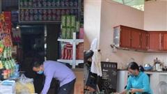 Phong tỏa thôn Kim Điền - Hải Dương liên quan BN 1552: Cuộc sống hàng ngày bị đảo lộn, người dân đeo khẩu trang cả ở trong nhà để phòng dịch