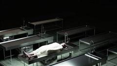 'Xác chết' bất ngờ 'sống lại' trong quan tài lạnh trước giờ hỏa thiêu