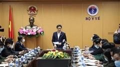 Phó Thủ tướng Vũ Đức Đam: Ổ dịch Chí Linh là chủng virus mới, có thể đã lây nhiễm 10 ngày với 4 vòng lây