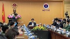 Phó Thủ tướng Vũ Đức Đam: Quyết tâm dập dịch Covid-19 trong 10 ngày