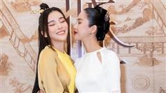 'Nàng Kiều' lần đầu xuất hiện công khai, nhan sắc yêu kiều nhưng chiếm spotlight lại là 'Hoạn Thư' - Cao Thái Hà