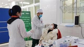 Việt Nam hoàn thành 80% thử nghiệm vắc xin Nanocovax giai đoạn 1